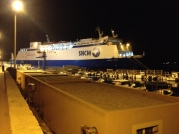 Boarding at 1030pm